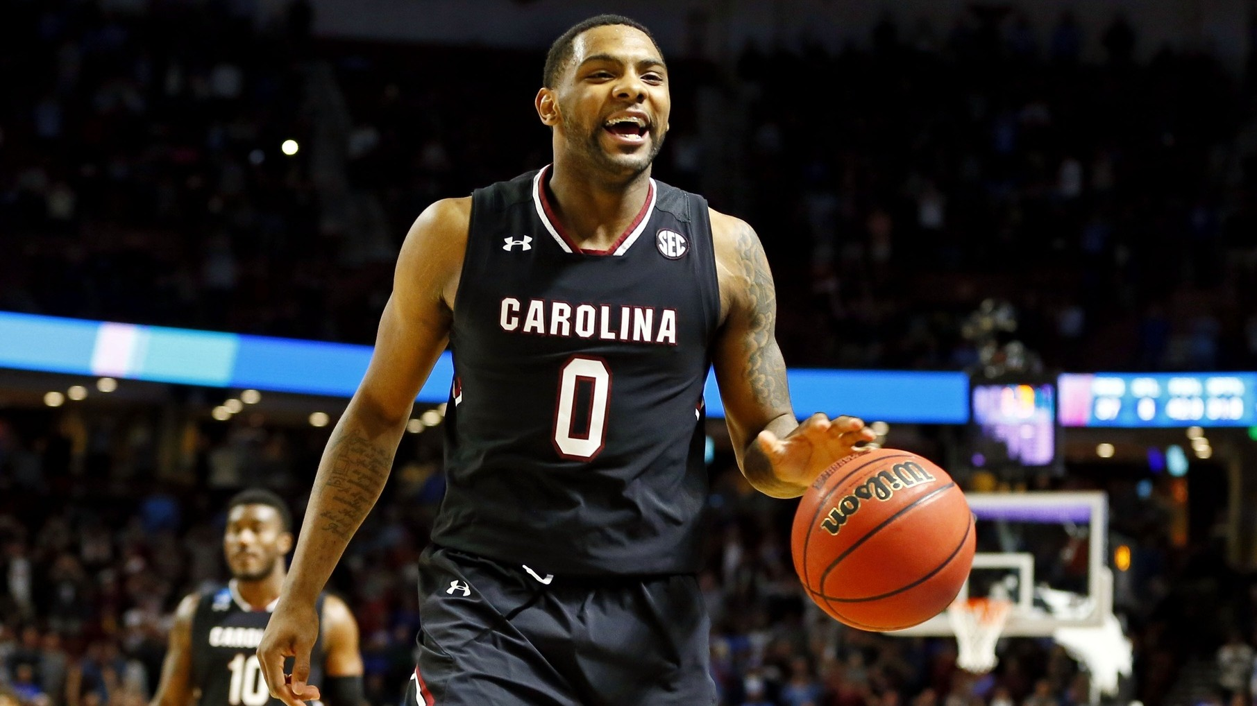 Sindarius Thornwell Is In The Sweet 16, And On NBA Draft Radars