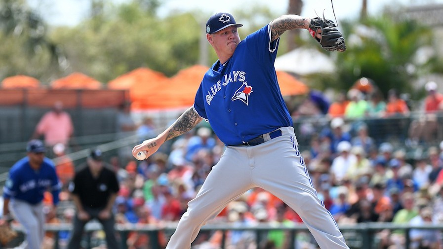 Blue Jays Mailbag: An Awful Mike Trout Trade Proposal, and How Mat Latos Fits with Toronto