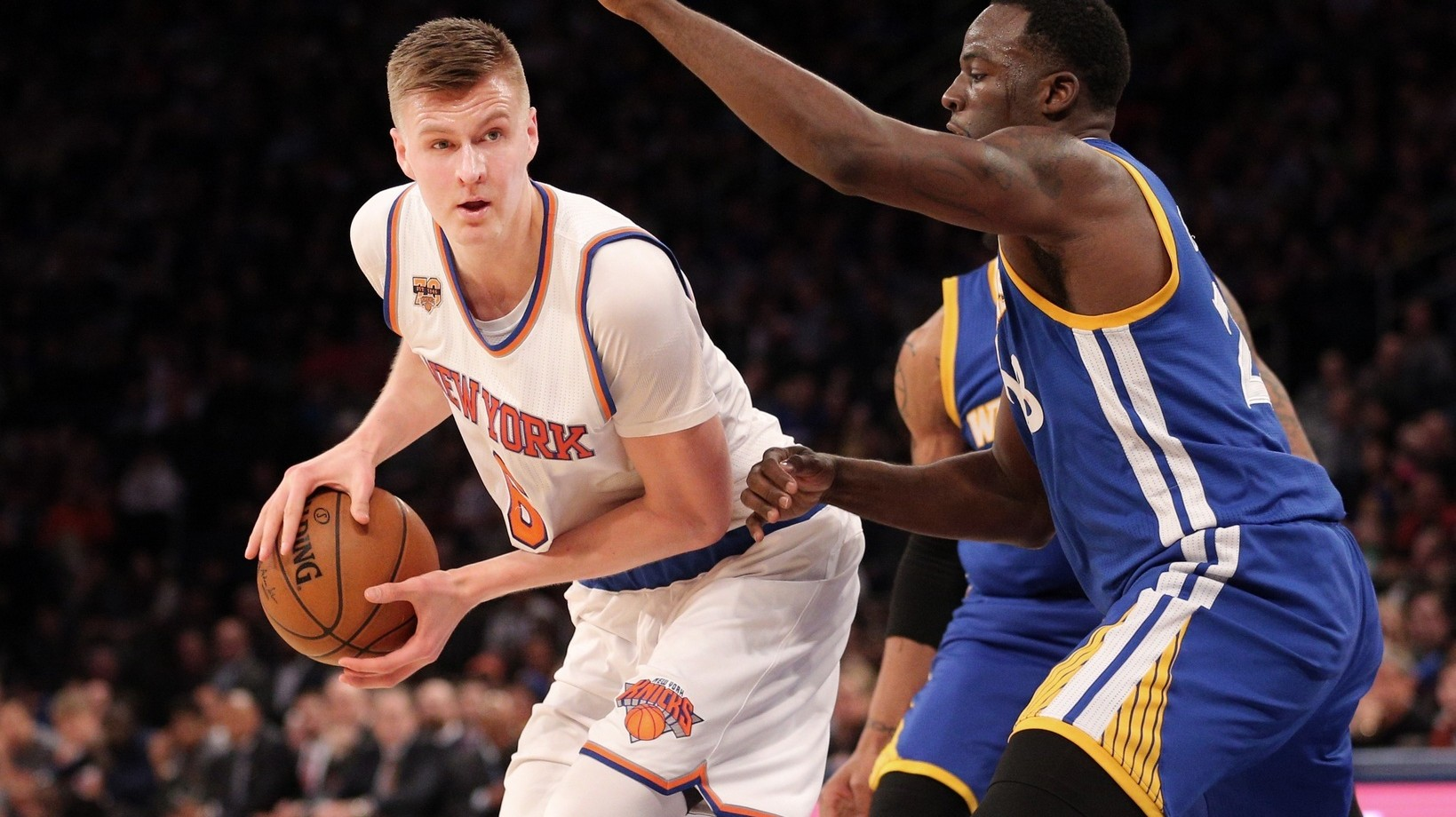 How Kristaps Porzingis Can Make the Triangle Offense Work for Him, and the Knicks