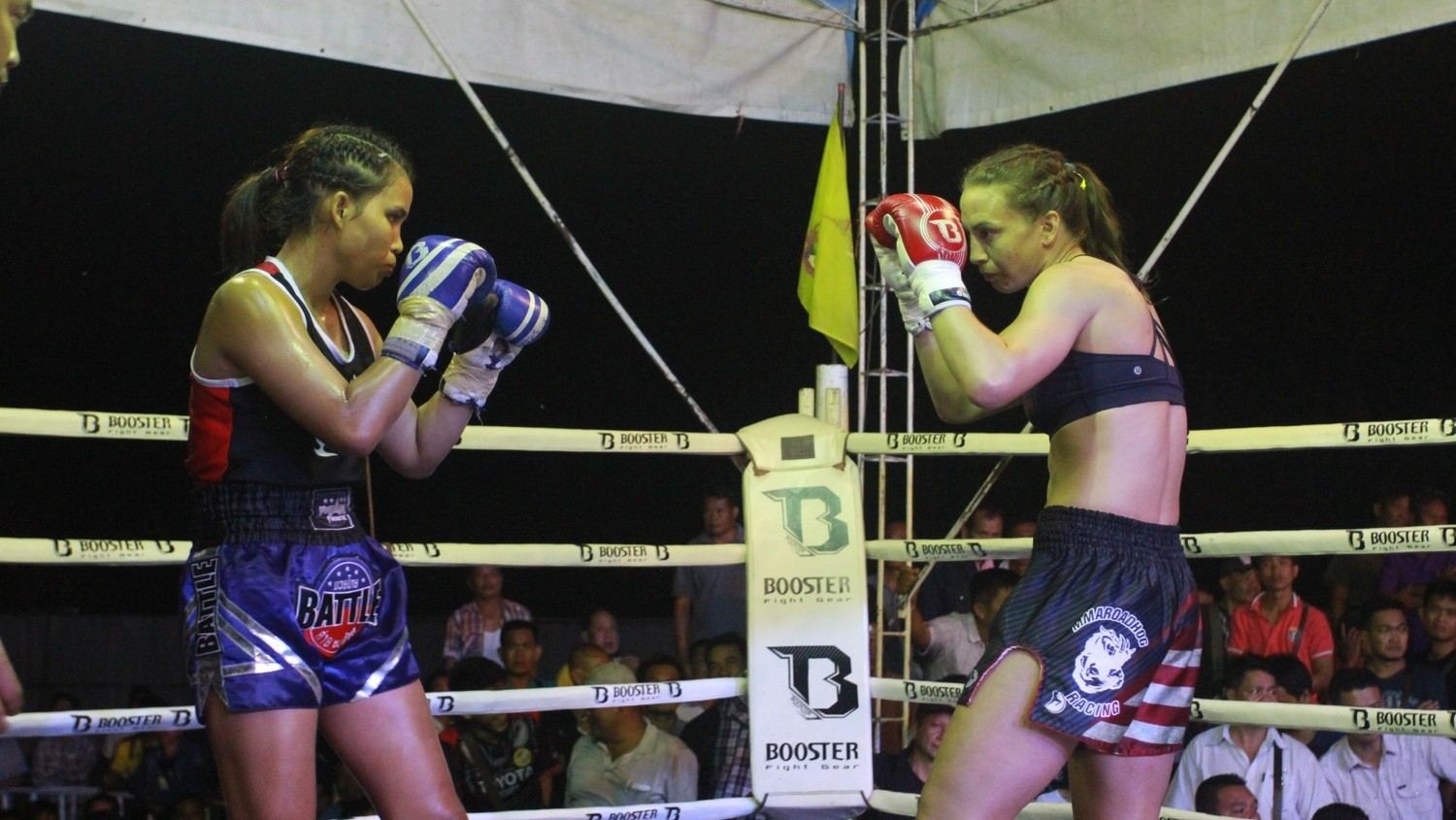 Fight Night in Mahasarakham: An American, a Little Buffalo, and a Golden Era Champion