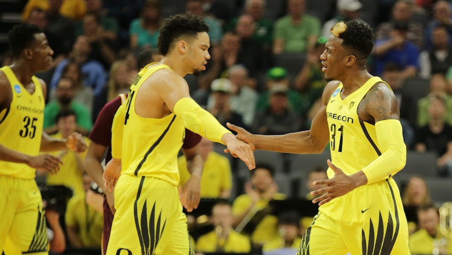 Oregon and South Carolina's Duane Notice Add Dose of Canadian Flavour to Final Four