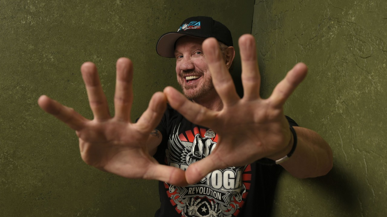 Diamond Dallas Page On His Life, Career, And WWE Hall Of Fame Induction