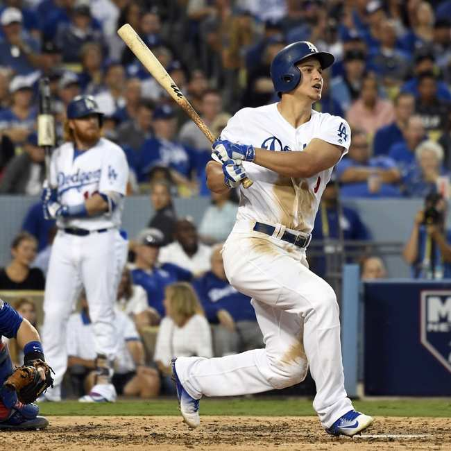 check out bf3ea 1e4c9 How Corey Seager Became One Of Baseball's Best-Hitting ...