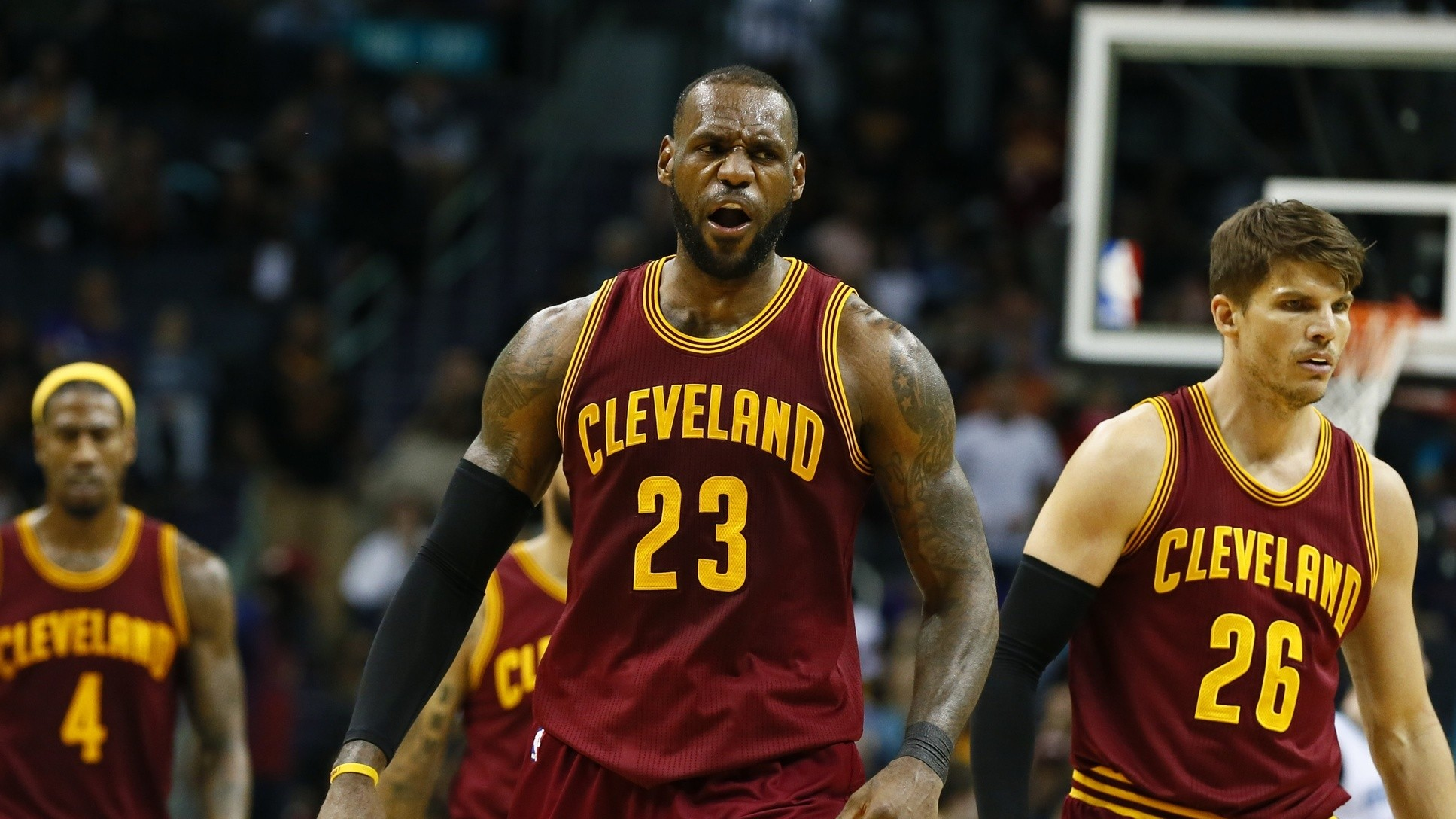 Will the Cavs' Pathetic Defense Betray LeBron When It Matters Most? Cookies 50
