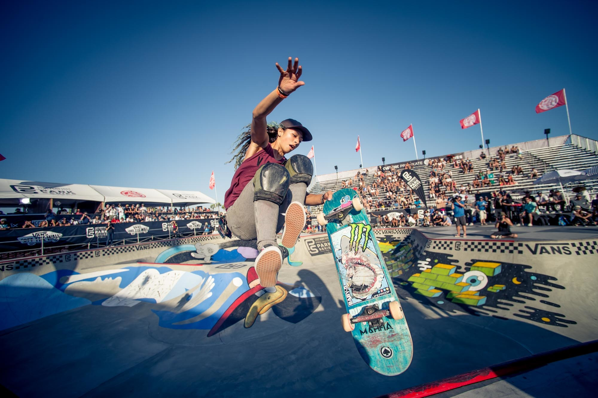 Female skateboarding might just be the coolest thing ever