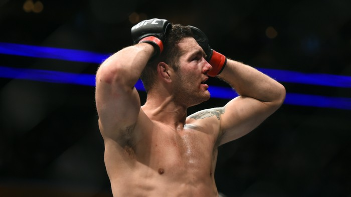 Mousasi versus Weidman: The Best Disappointing Fight of the Year