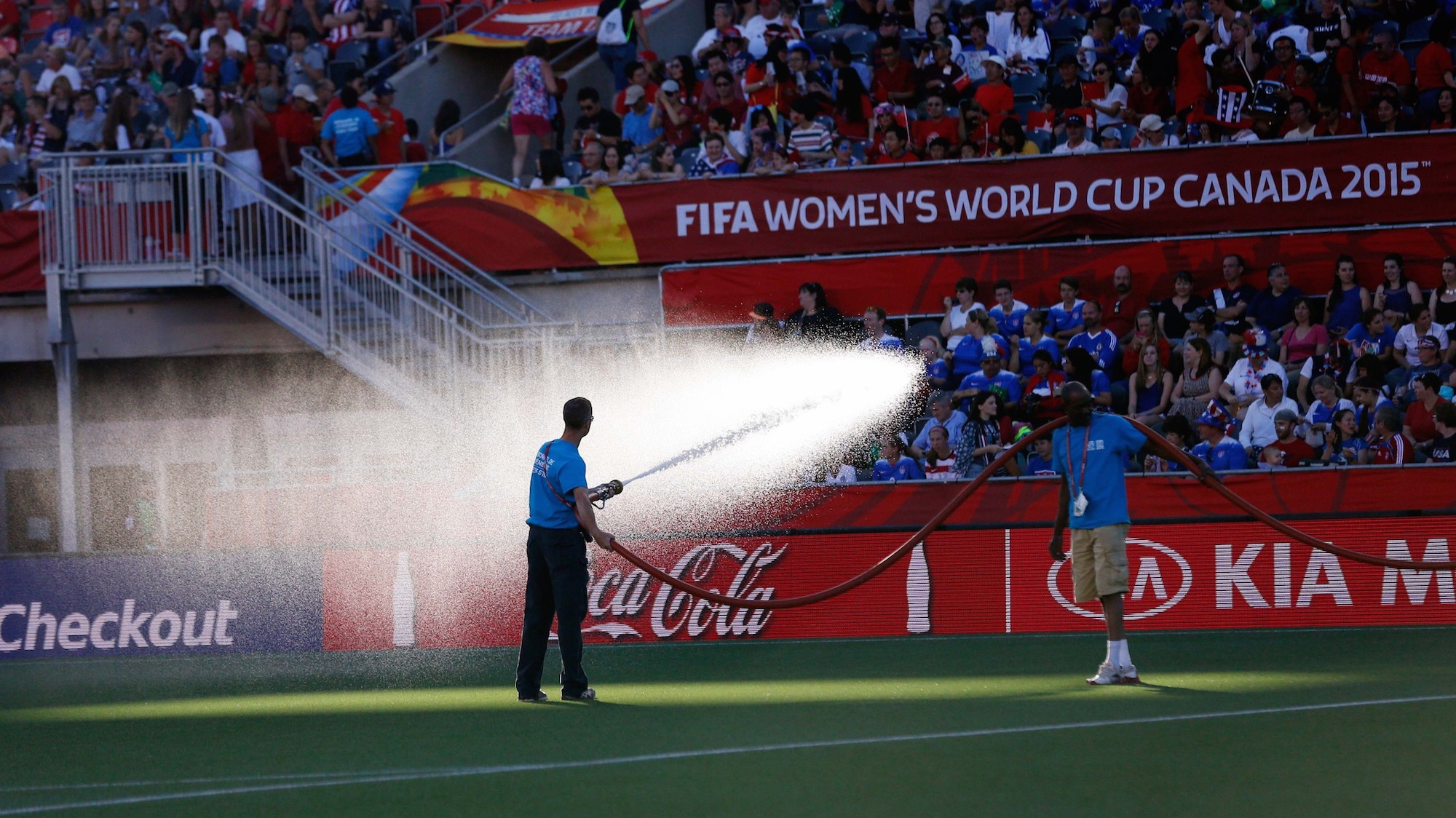 Canadian Soccer's Stance on Grass For Men vs. Turf For Women Leaves More Questions Than Answers