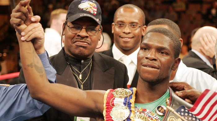 Fighting in His Footsteps: Boxing's Best Father-Son Duos