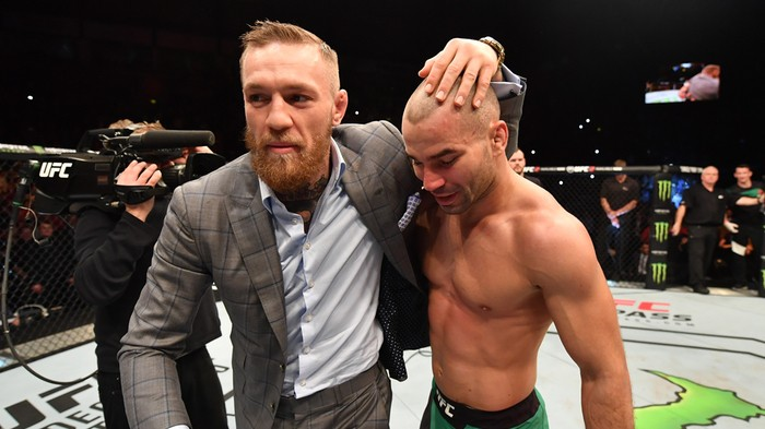 Bizarro McGregor: The Clotheslines and Counter Swings of Artem Lobov