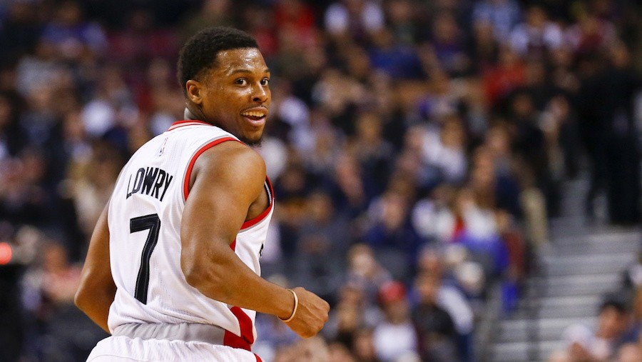 Kyle Lowry Had the Redemption Game Toronto Needed