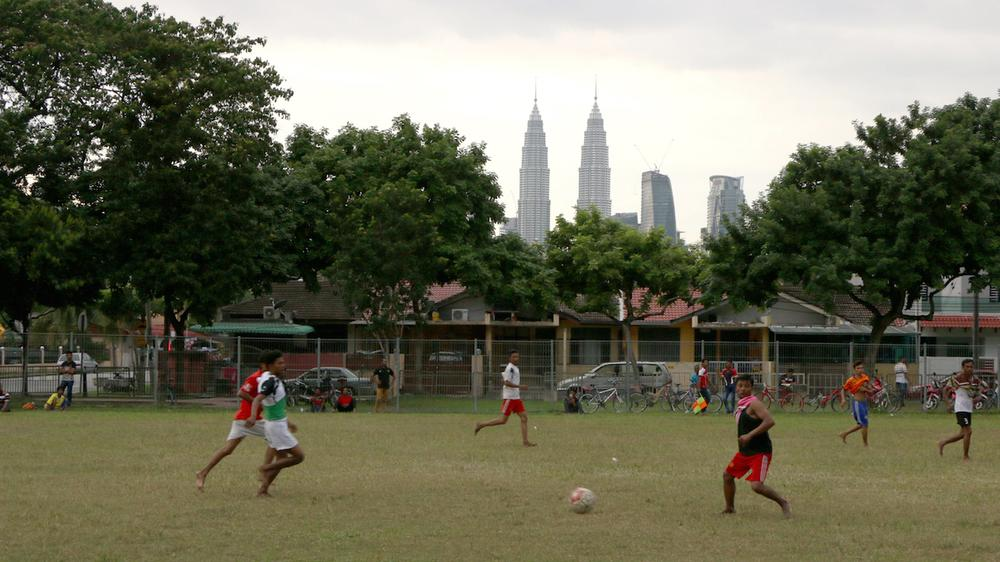 For the Rohingya Football Club, Just Existing Is a Political Statement