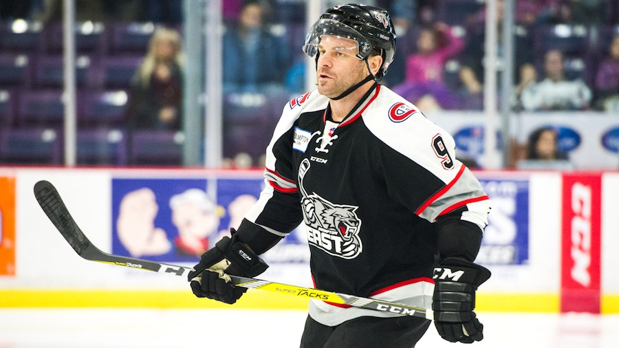 No One Loves Hockey Quite Like ECHL's Eldest Statesman David Ling
