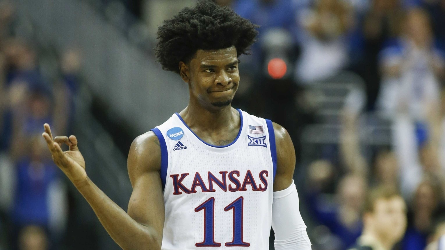 The Only NBA Draft Questions Josh Jackson Has To Answer Are Off The Court