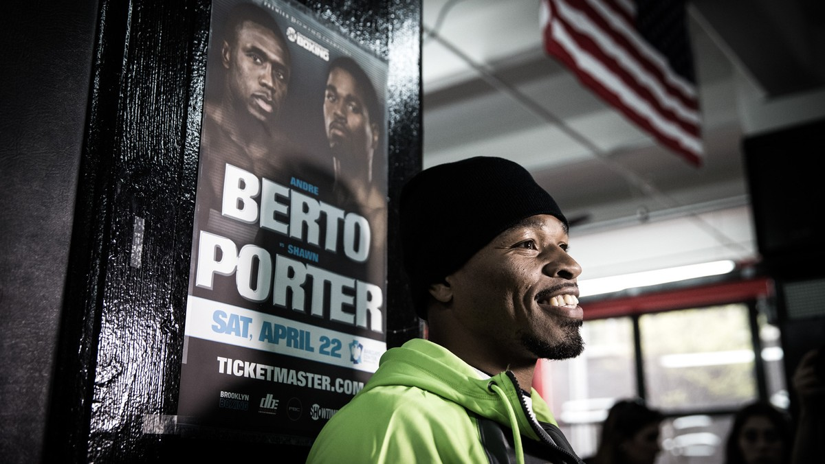 Andre Berto Stands Between Shawn Porter and Lucrative Rematch With Keith Thurman