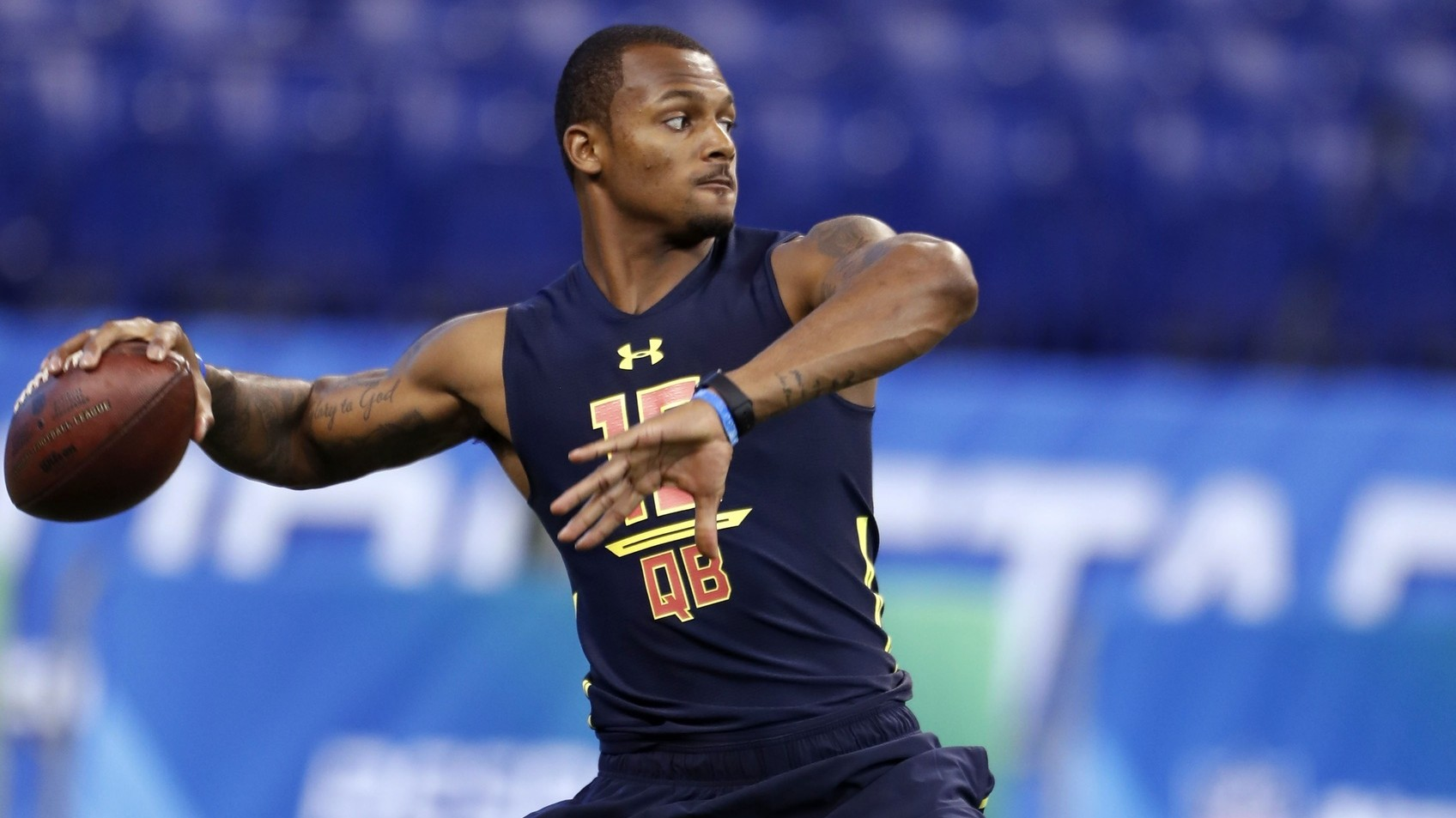 Which Teams Should Go QB in Round 1 of the Draft? The NFL Underground Mailbag
