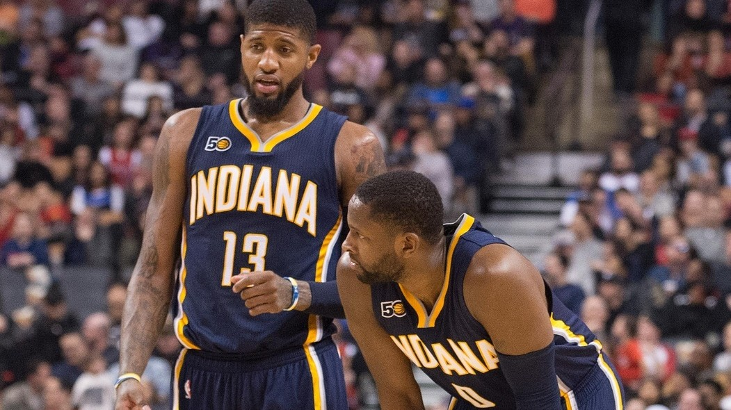 C.J. Miles' Free Agency Will Impact Paul George's Future in Indiana