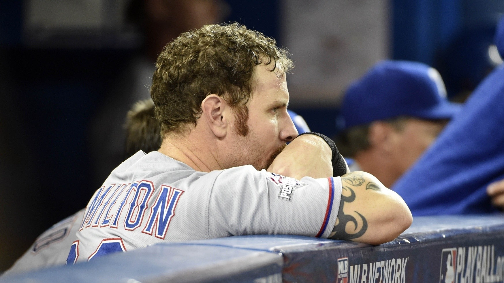 Farewell To Josh Hamilton, Who Was Unlike Anyone Else In Baseball