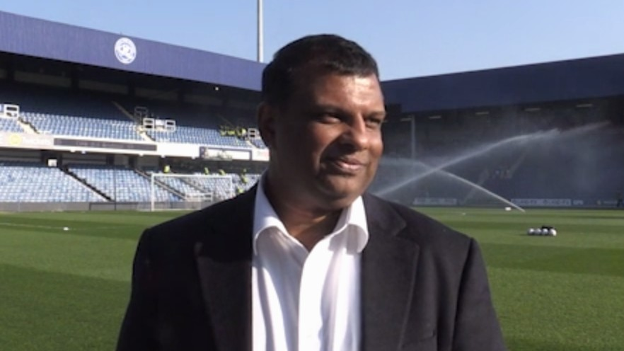 Tony Fernandes on Football Fandom and Attempting To Build The New QPR
