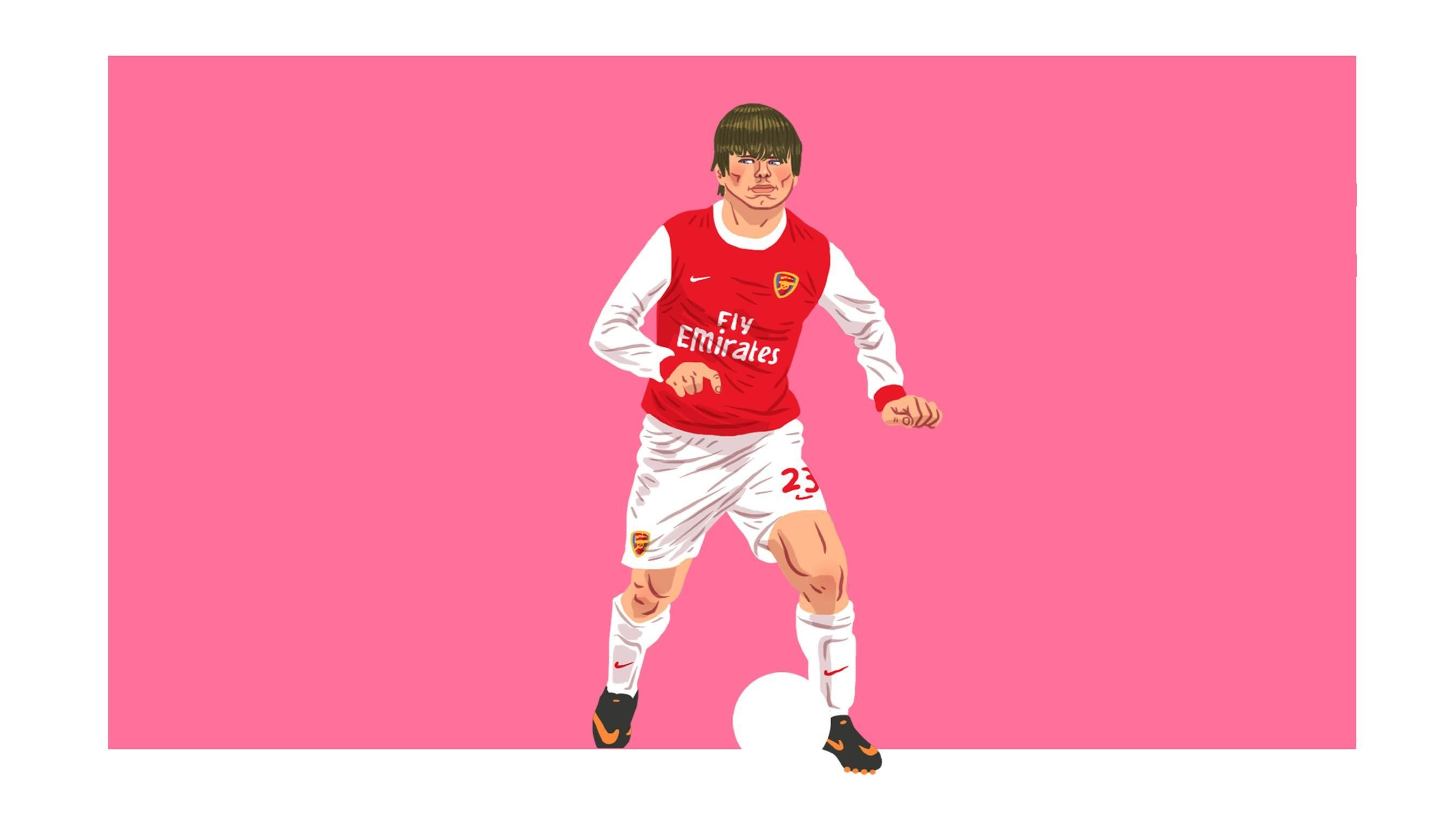 The Cult: Andrey Arshavin