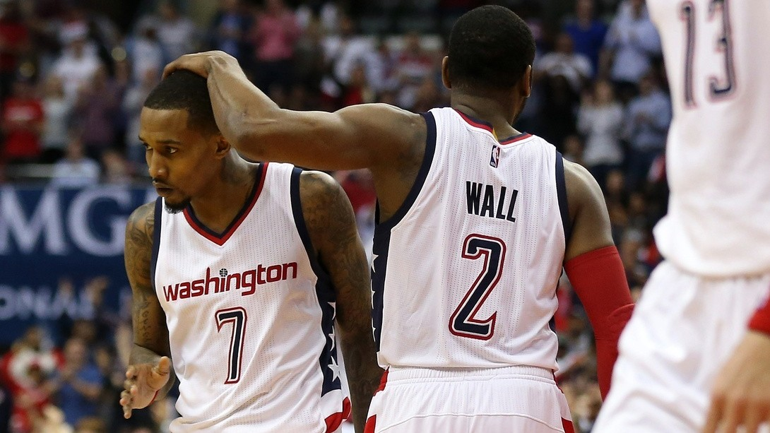 The Washington Wizards' Bench Is Bringing Them Down