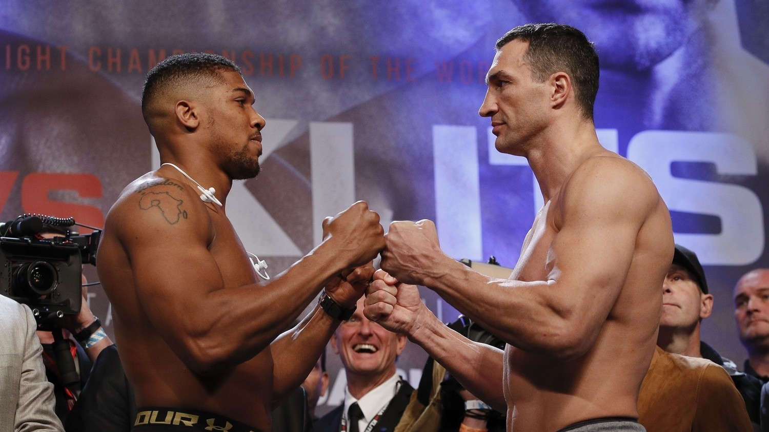 Wladimir Klitschko Offers Anthony Joshua Chance to Ditch 'Paper Champ' Label
