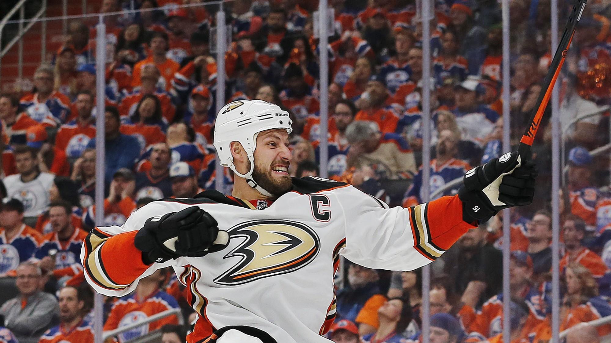 Ryan Getzlaf Changed the Flow of Oilers–Ducks - VICE