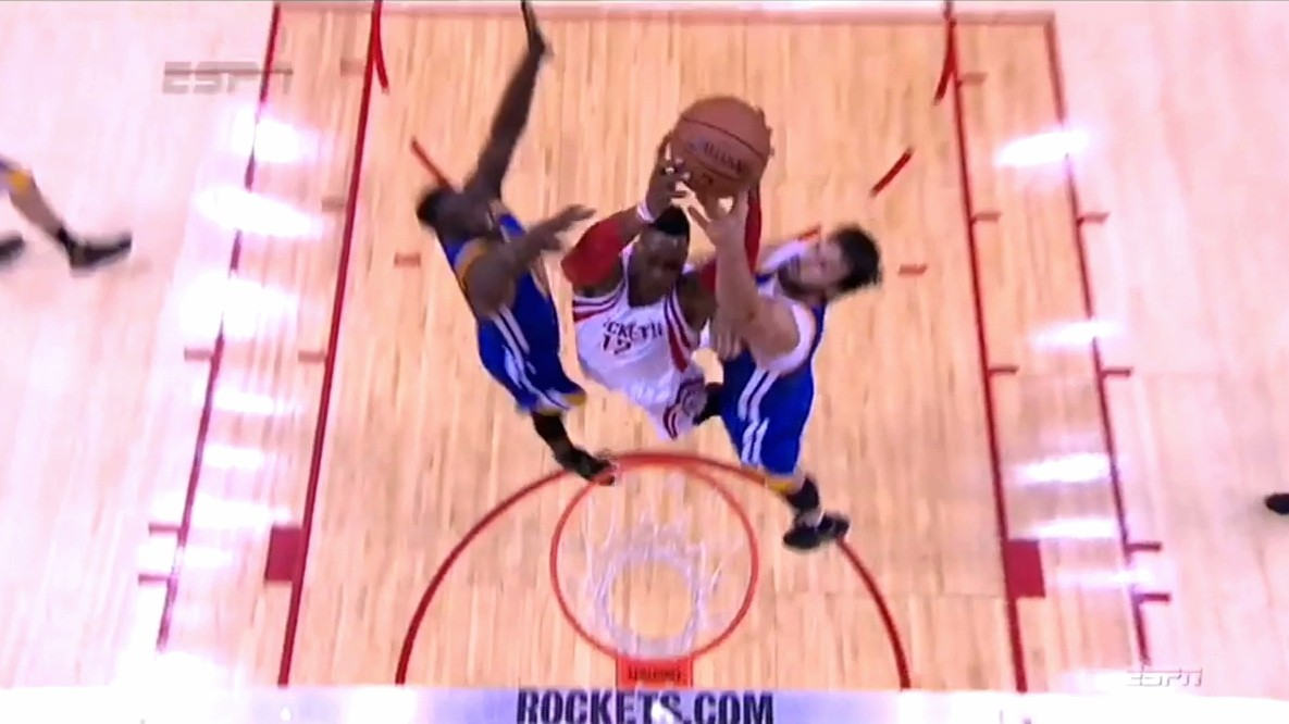 Jason Terry and Dwight Howard Hook Up for Nasty Give-and-Go Dunk