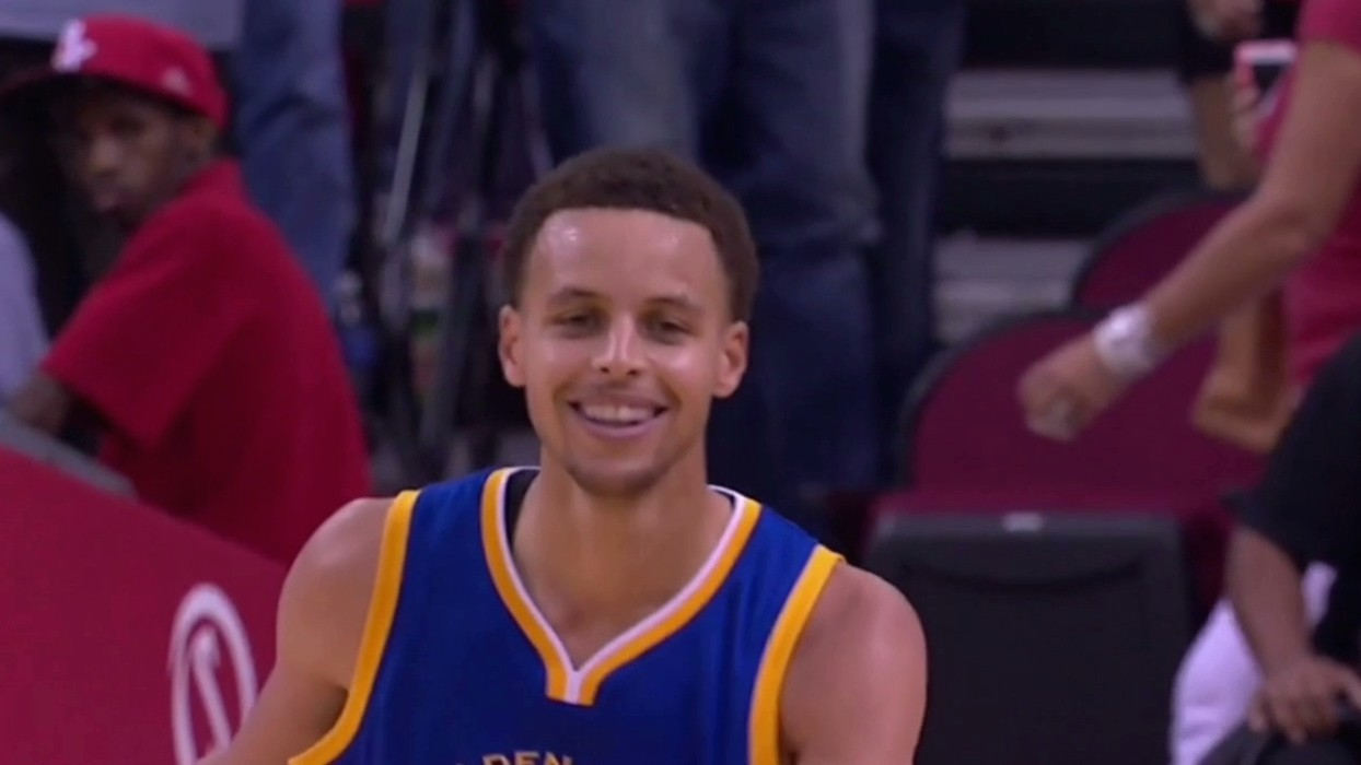 Steph Curry's Wild Night and the Houston Fans He Trolled