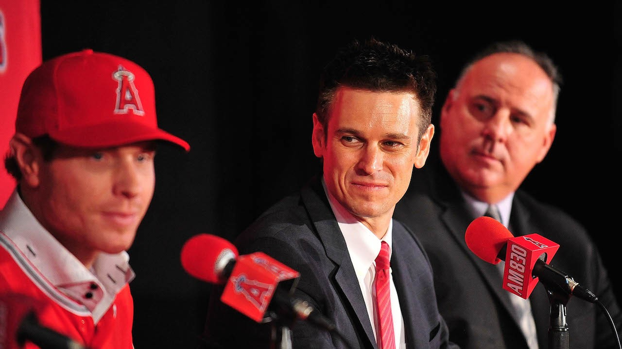 Angels GM Jerry Dipoto Leaves Team, is Probably Out