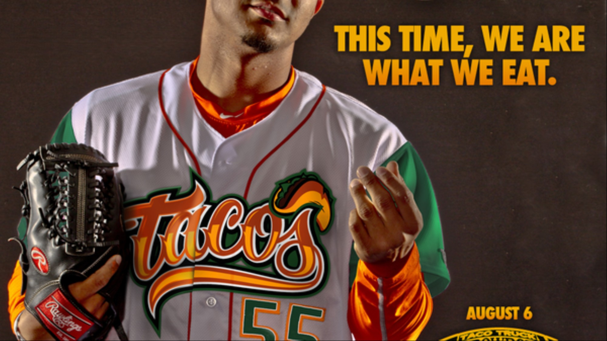 f85519228 Fresno Grizzlies Unveil Taco Hats And Taco Jerseys, Are Declared ...