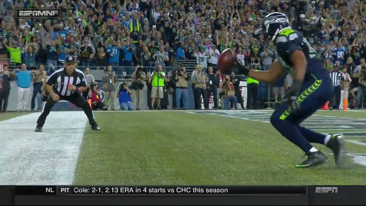 What the Hell Happened on That Batted Ball Play that Saved the Seahawks?