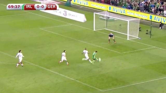 Republic of Ireland Beats Germany; Northern Ireland Qualifies for Euro 2016