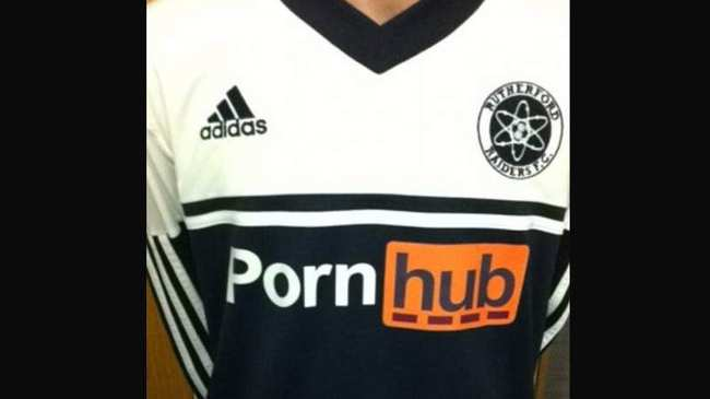 Image result for pornhub shirt sponsor