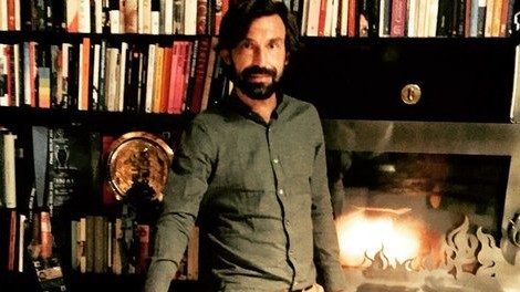Pirlo's Thanksgiving Photo is Strong, Silent, and Achingly Beautiful