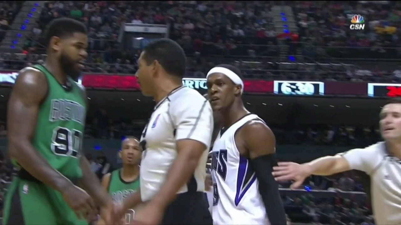 NBA Referee Bill Kennedy Announces He is Gay After Torrent of Slurs from Rajon Rondo [Update]