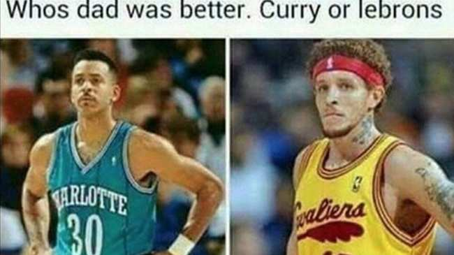 4a1f7c6568fe Delonte West Digs at LeBron