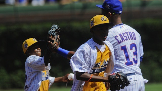 Jackie Robinson West Parents and Coach File Suit Against Little League, Stephen A. Smith