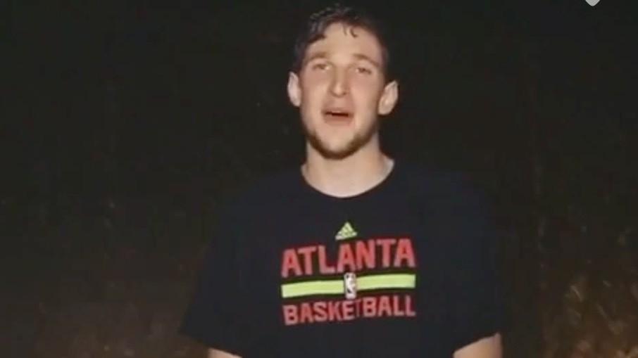 Mike Muscala Complains That TNT's Talent Segment Messed Up His Rap, Makes a New One