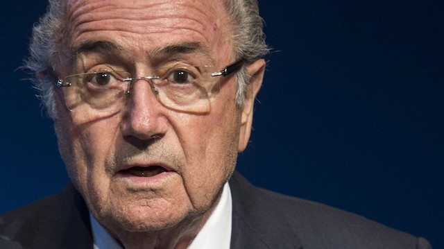 "Sepp Blatter Claims ""The Media Moved in to Kill Me,"" Continues to Blame U.S.'s Failed World Cup Bid for Arrests"