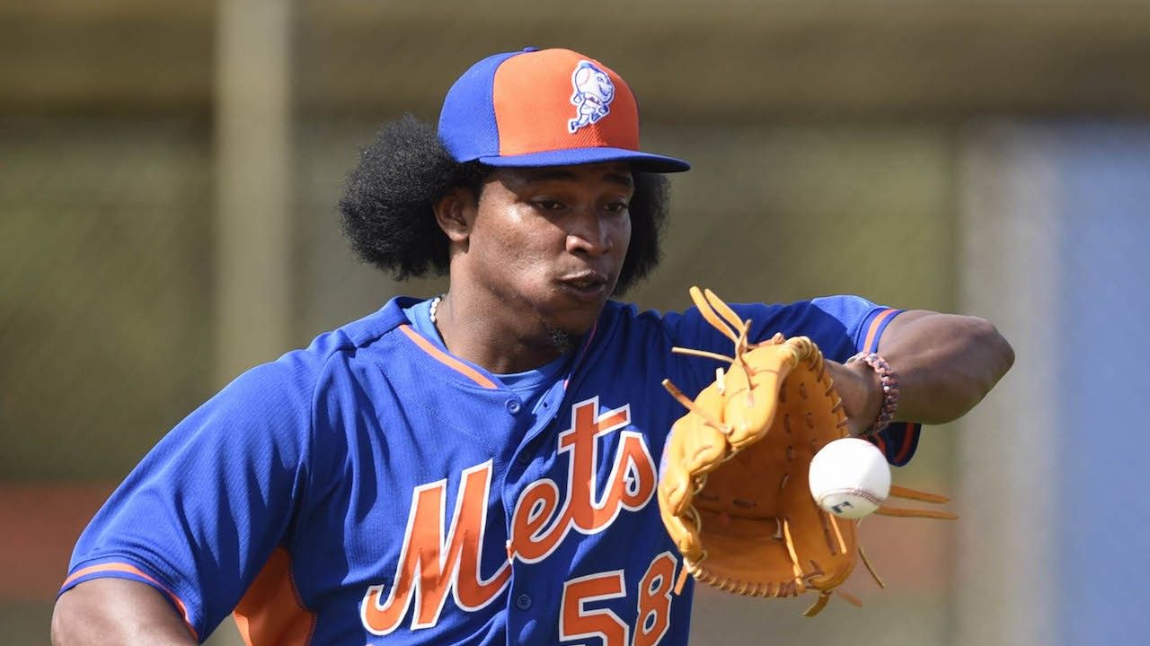 Jenrry Mejia: Baseball Conspired Against Me