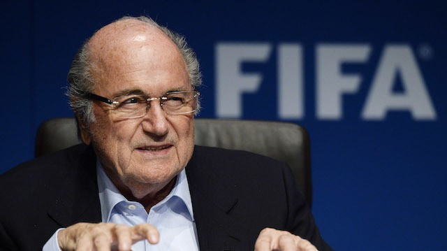 Today in Sepp Blatter Ridiculum: Paid $3.76m for 2015, Filed Appeal for Six Year Ban