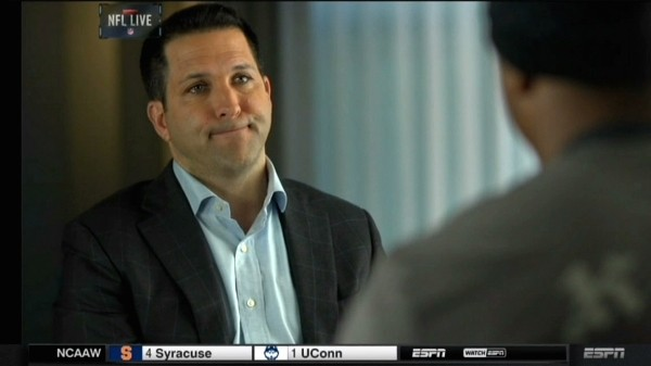 """This Was His Version of the Events:"" Adam Schefter Defends His Greg Hardy Interview"