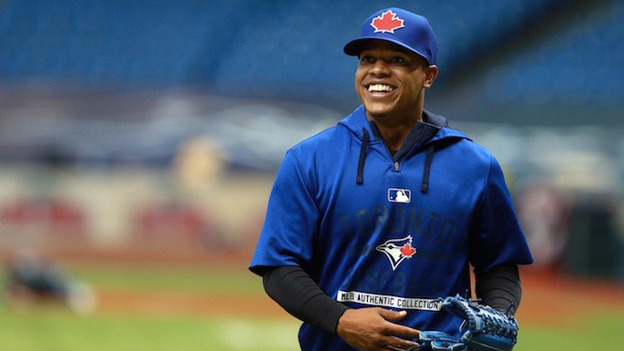 Marcus Stroman Is in Love with the 6ix
