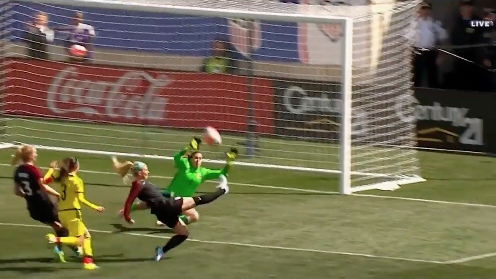 USWNT Administered a Drubbing to Colombia With Some Gloriously Cheeky Goals
