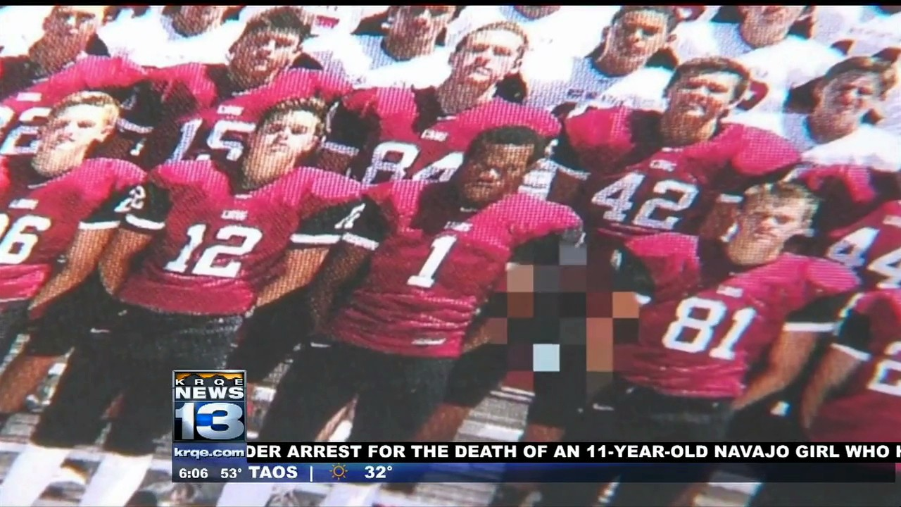 High School Football Players Exposes Himself In Team Photo Prank Faces 69 Misdemeanor Charges