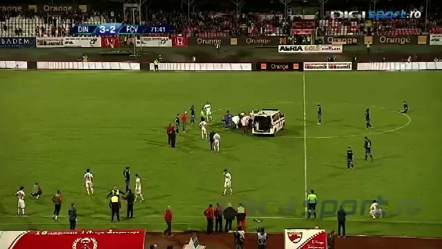 Cameroonian Player Dies after Collapse on Pitch