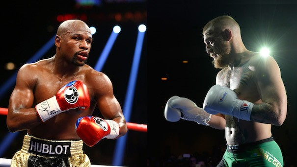 Could the Billion-Dollar Fight Between Mayweather and McGregor Rumors Be For Real?
