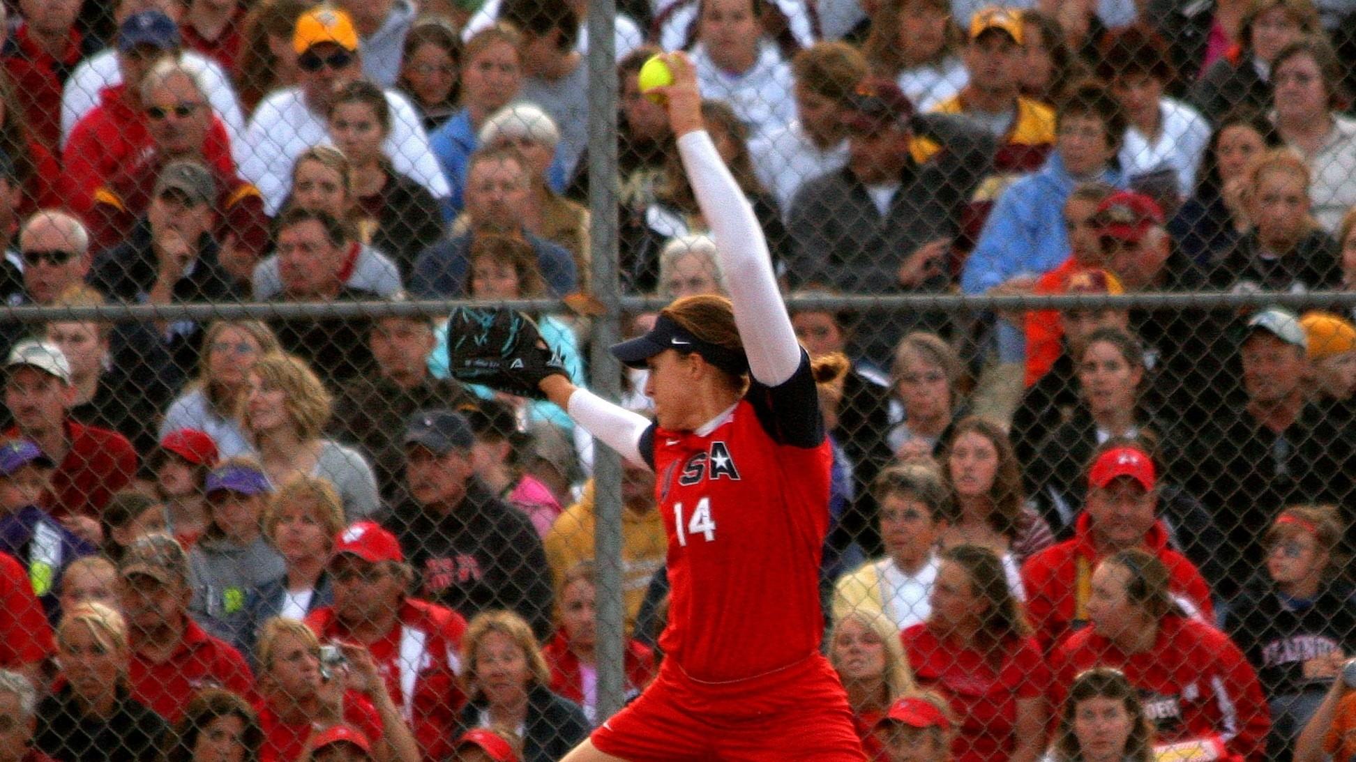 Monica Abbott Becomes First Million-Dollar Softball Player
