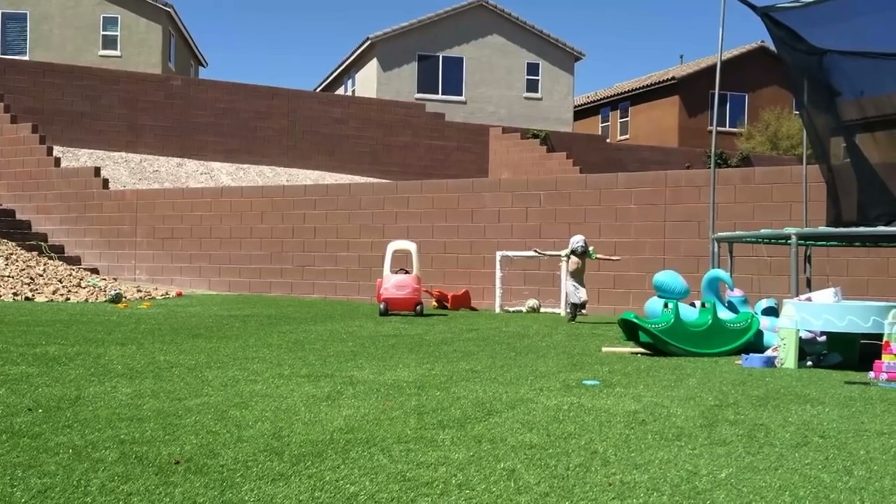 You're Gonna Want to Watch This Little Kid's Goal Celebration Until the Very End