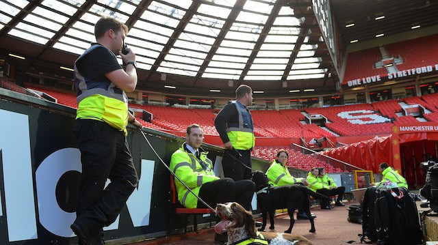 "Old Trafford ""Bomb"" Was a Fake, a Training Exercise Leftover"